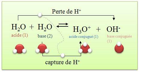 PG série acide-base tec