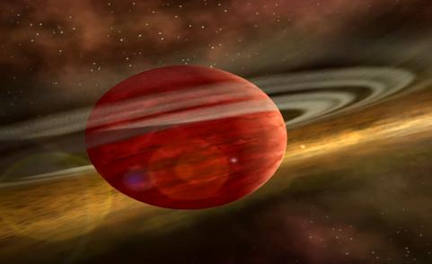 1A planet
