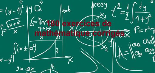 exerices-de-mathematique-corriges