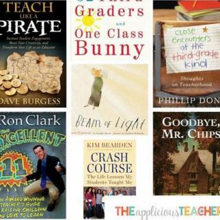 10 Books For Teachers Must Read