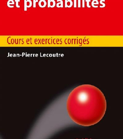Livre Statistique Et Probabilités Cours Et Exercices Corrigées pdf