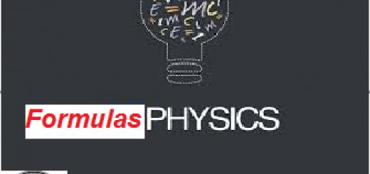 physics-formulas