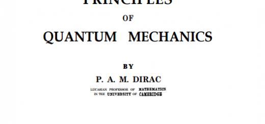 A book THE PRINCIPLES OF QUANTUM MECHANICS pdf