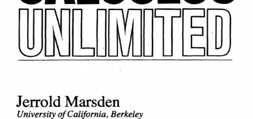 Book Calculus Unllimited pdf
