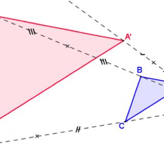 Cours homothétie 2eme science pdf