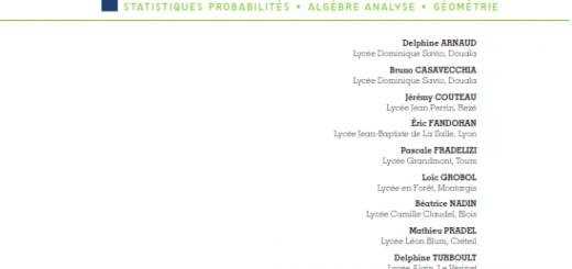 Livre Maths terminal S spécifique pdf