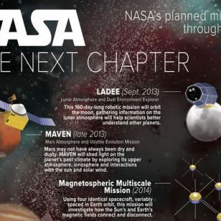 NASA THE NEXT CHAPTER