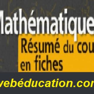 Résumé du cours mathématique pdf