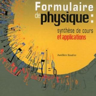 formules de physique pdf