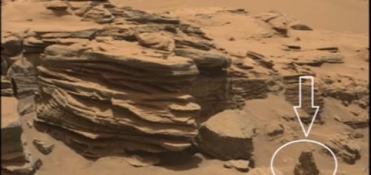 Curiosity Rover Mars 2017