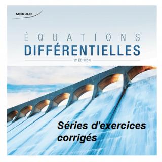 Séries d'exercices corrigés équations différentielle pdf