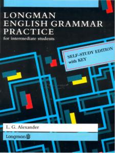 Book Longman English grammar practice pdf
