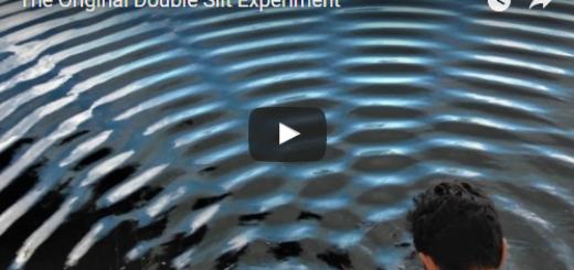 The Original Double Slit Experiment