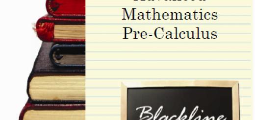 Advanced Mathematics Pre-Calculus pdf
