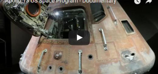 Apollo 13 US Space Program