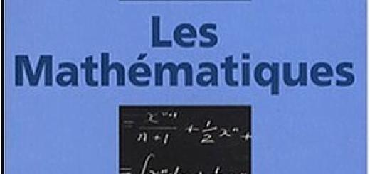Livre Les Mathématiques PDF