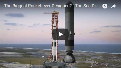 The Biggest Rocket ever Designed
