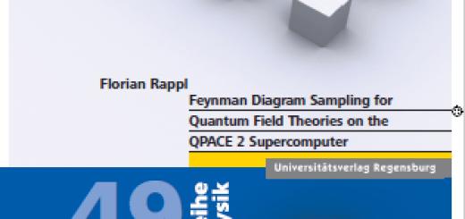 Book Feynman Diagram Sampling for Quantum Field Theories pdf