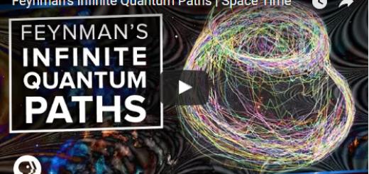 Feynman's Infinite Quantum Paths