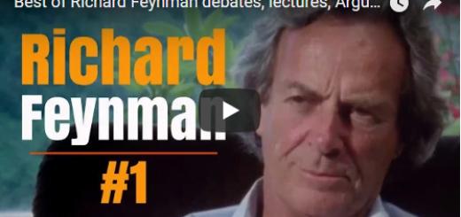 Best of Richard Feynman debates