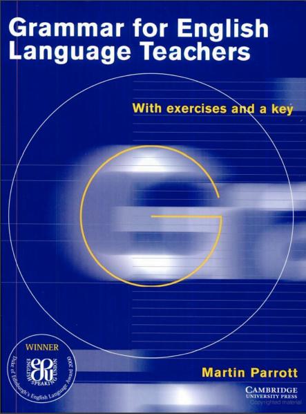 Grammar for English language Teachers pdf
