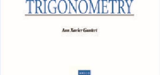 Textbook Algebra 2 and Trigonometry pdf