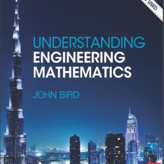 Understanding Engineering Mathematics by John Bird pdf