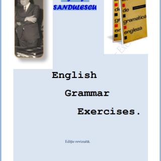 Book English Grammar Exercises pdf