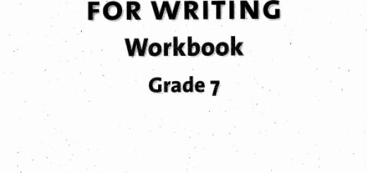 Grammar for writing workbook pdf