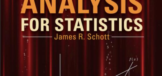 Matrix Analysis for Statistics 3rd Edition pdf