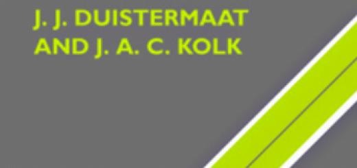 Multidimensional Real Analysis II Integration pdf