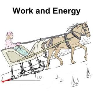 work energy and power pdf