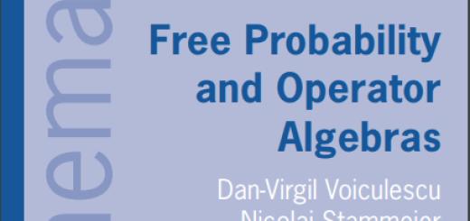 Free Probability and Operator Algebras pdf