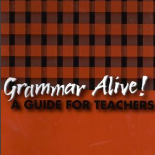 Grammar Alive A guide for teachers pdf