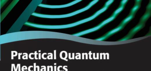 Practical Quantum Mechanics Modern Tools and Applications pdf