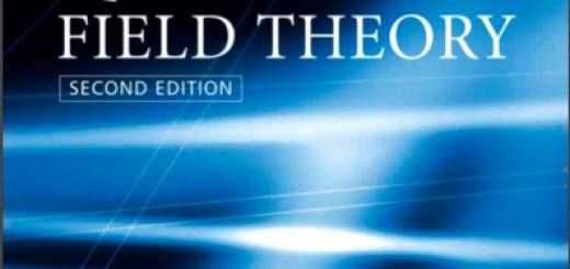 Quantum Field Theory 2nd edition pdf