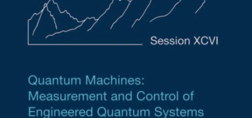 Quantum Machines Measurement And Control Of Engineered Quantum Systems pdf