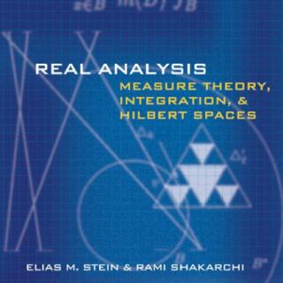 Book REAL ANALYSIS by Elias M. Stein pdf