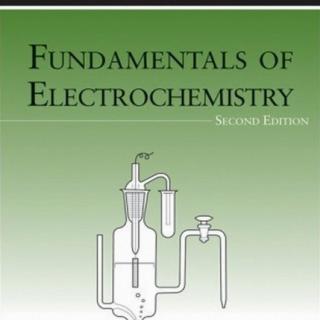 Fundamentals of Electrochemistry pdf