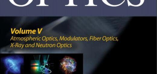 Handbook of Optics pdf