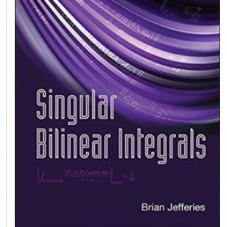 Singular Bilinear Integrals pdf