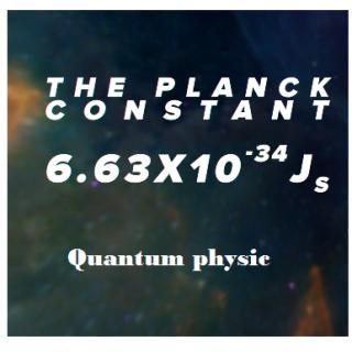 Planck's Constant and The Origin of Quantum Mechanics