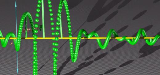 Quantum Tunneling animation
