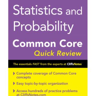 Statistics and Probability Common Core Quick Review pdf
