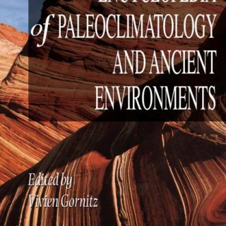 Encyclopedia of Earth Sciences Series pdf