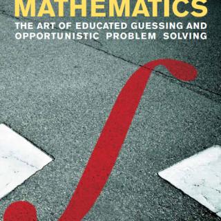 Street-Fighting Mathematics pdf