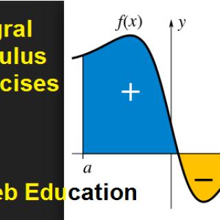 Integral Calculus Exercises pdf