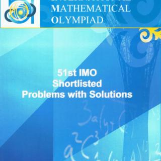 International Mathematical Olympiad pdf