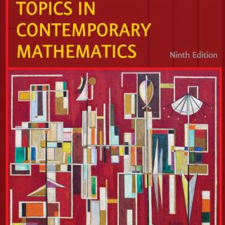 Topics in Contemporary Mathematics pdf