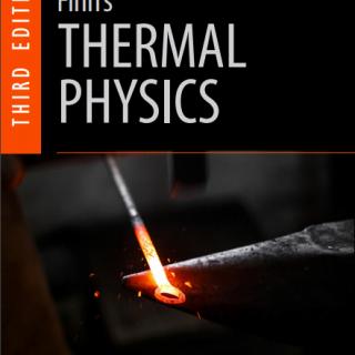 Finn's Thermal Physics Third Edition pdf